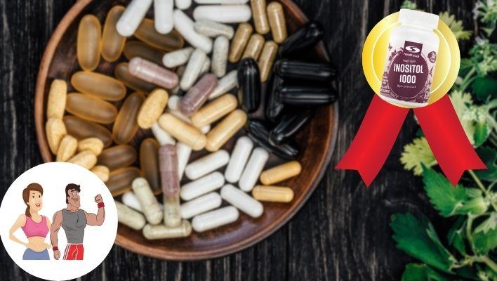 Bästa Inositol Tillskott 2021 - Fakta & Bäst i Test 🥇