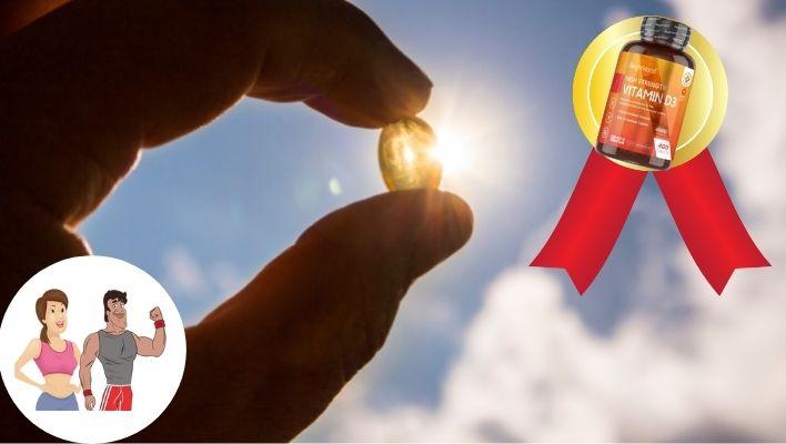Bästa Vitamin D-tillskottet 2021 - Bäst i Test & Fakta