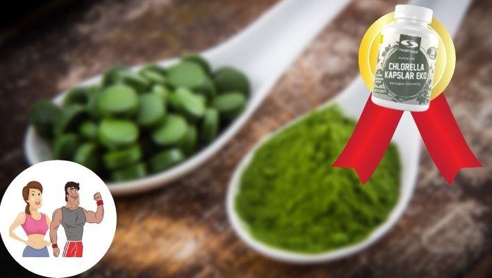 Bästa Chlorella-tillskotten 2021 - Köpguide & Bäst i Test